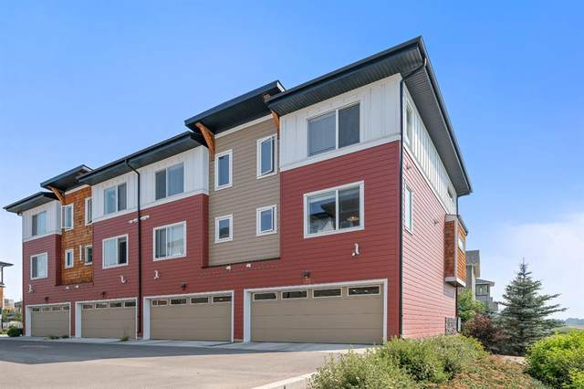 111 Rainbow Falls Gate #43, Chestermere, AB T1X 0Z5 (#A1132363) :: Canmore & Banff