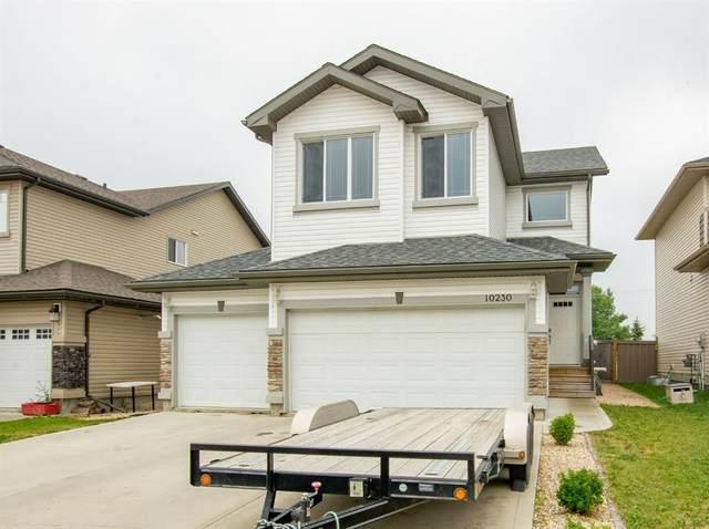10230 87 Street, Grande Prairie, AB T8X 0M5 (#A1132547) :: Calgary Homefinders