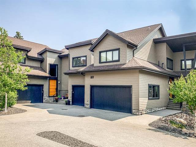 118 Riva Court, Canmore, AB T1W 3L4 (#A1132557) :: Canmore & Banff