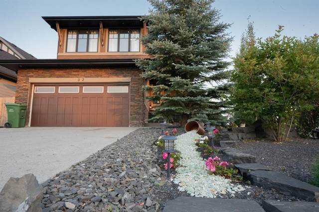 32 Chaparral Valley Manor SE, Calgary, AB T2X 0M4 (#A1132558) :: Calgary Homefinders