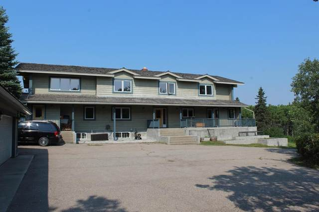 260207 Glendale Road, Rural Rocky View County, AB T4C 2Y8 (#A1132561) :: Canmore & Banff