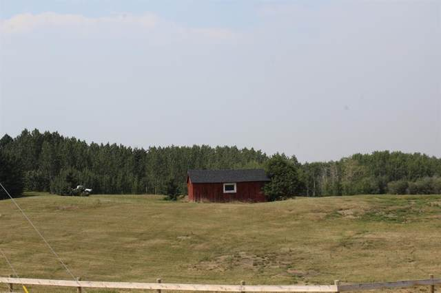 260017 Bearspaw Road, Rural Rocky View County, AB T3R 1H2 (#A1132626) :: Canmore & Banff