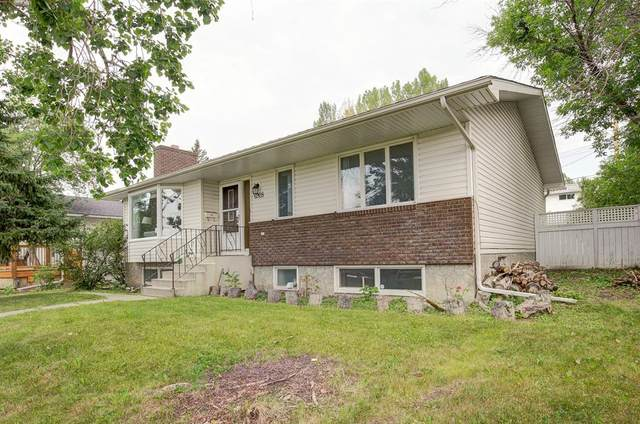 6928 Silver Springs Road NW, Calgary, AB T3B 3P8 (#A1132694) :: Canmore & Banff