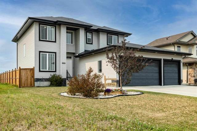 122 Cypress Drive, Wetaskiwin, AB T9A 1K6 (#A1132696) :: Canmore & Banff