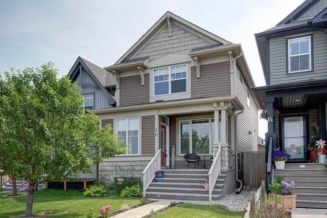 10 Auburn Bay Gardens SE, Calgary, AB T3M 0E3 (#A1132746) :: Calgary Homefinders