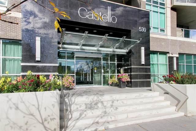 530 12 Avenue SW #1504, Calgary, AB T2R 0B1 (#A1132990) :: Western Elite Real Estate Group