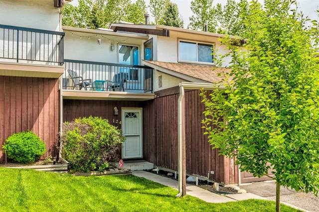 3219 56 Street NE #124, Calgary, AB T1Y 3R3 (#A1133016) :: Calgary Homefinders