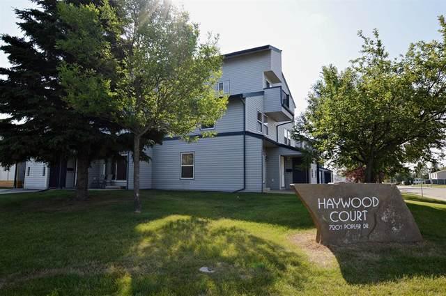 7201 Poplar Drive #2201, Grande Prairie, AB T8V 6C5 (#A1133129) :: Team Shillington | eXp Realty