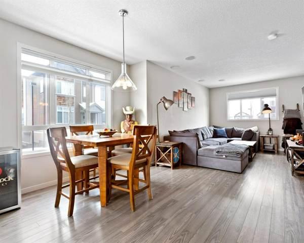 412 Copperpond Row SE, Calgary, AB T2Z 1H3 (#A1133150) :: Calgary Homefinders