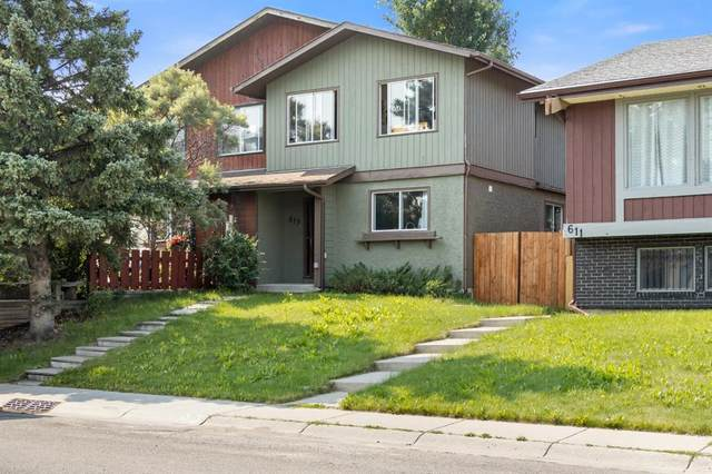 613 Whitewood Road NE, Calgary, AB T1Y 4A1 (#A1133223) :: Western Elite Real Estate Group