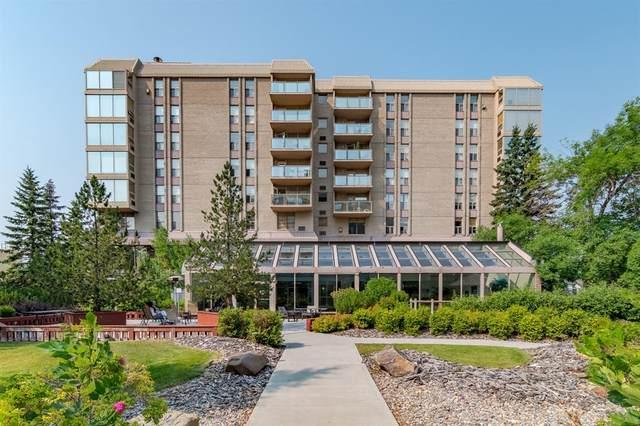 4555 Varsity Lane NW #302, Calgary, AB T3A 2V6 (#A1133235) :: Calgary Homefinders