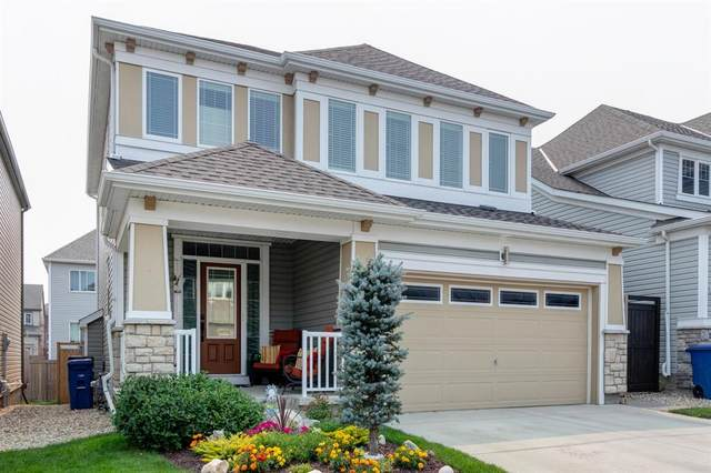 158 Windridge Road SW, Airdrie, AB T4B 3R9 (#A1133268) :: Calgary Homefinders