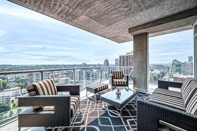 530 12 Avenue SW #1701, Calgary, AB T2R 0B1 (#A1133290) :: Western Elite Real Estate Group