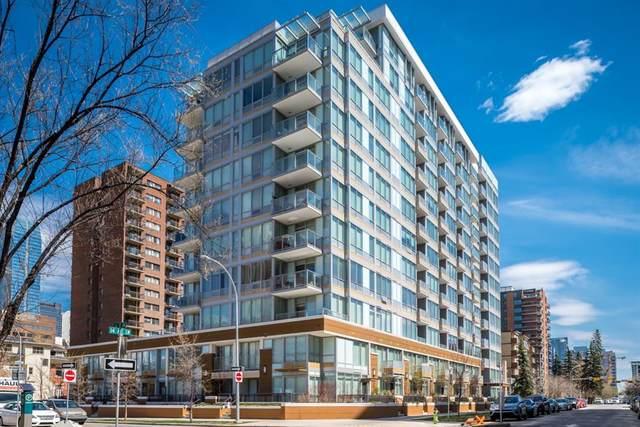 626 14 Avenue SW #310, Calgary, AB T2R 0W8 (#A1133469) :: Western Elite Real Estate Group
