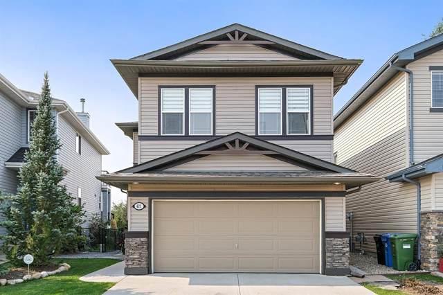 411 Chaparral Ridge Circle SE, Calgary, AB T2X 3Y1 (#A1133489) :: Calgary Homefinders