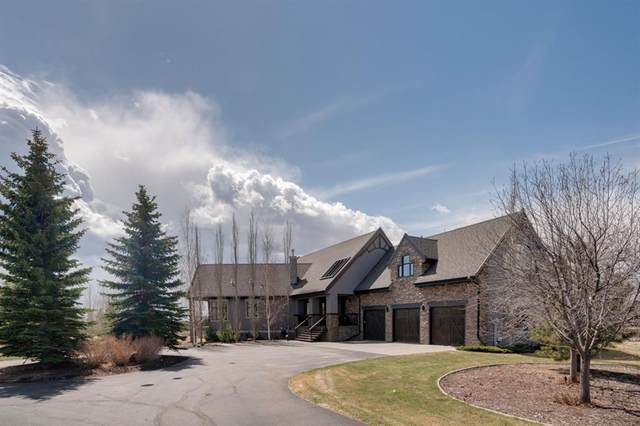 61 Sterling Springs Crescent, Rural Rocky View County, AB T3Z 3J7 (#A1133501) :: Calgary Homefinders