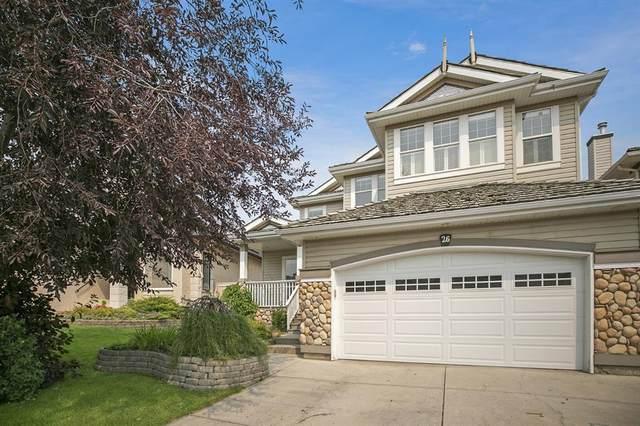 26 Chapala Crescent SE, Calgary, AB T2X 3M4 (#A1133543) :: Calgary Homefinders