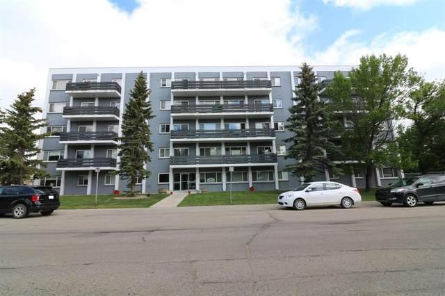 10230 106 Avenue #507, Grande Prairie, AB T8V 5G8 (#A1133617) :: Team Shillington   eXp Realty