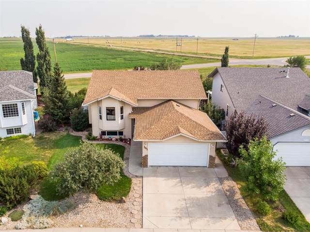 305 Strathford Crescent, Strathmore, AB T1P 1N9 (#A1133676) :: Calgary Homefinders