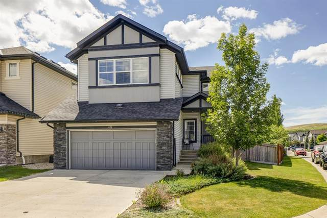 49 Chaparral Valley Terrace SE, Calgary, AB T2X 0M1 (#A1133701) :: Calgary Homefinders