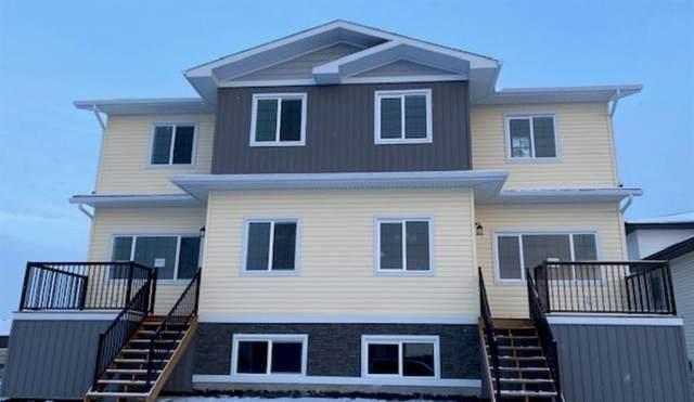 10619 114C Street, Grande Prairie, AB T8V 6M5 (#A1133711) :: Team Shillington | eXp Realty