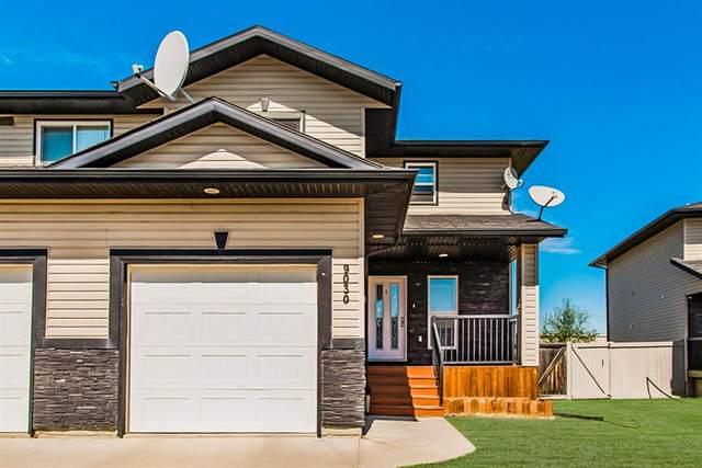 9030 131 Avenue, Grande Prairie, AB T8X 0A9 (#A1133803) :: Calgary Homefinders