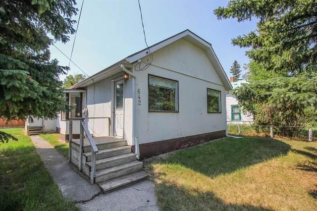 642 Main Street, Pincher Creek, AB T0K 1W0 (#A1133846) :: Calgary Homefinders