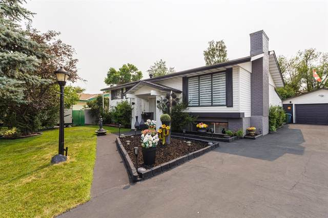 307 Brookmere Road SW, Calgary, AB T2W 2P4 (#A1133867) :: Western Elite Real Estate Group