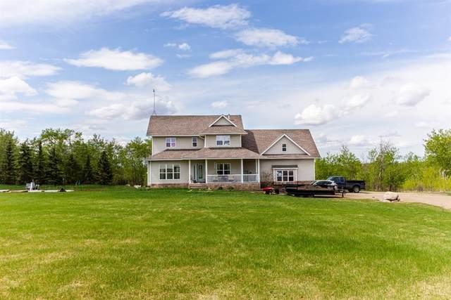 724082 Rge Rd 54, Rural Grande Prairie No. 1, County of, AB T8X 4O1 (#A1133889) :: Team Shillington | eXp Realty
