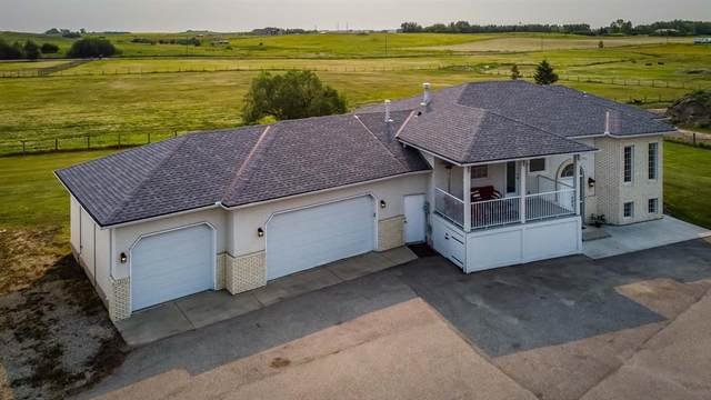 262232 Range Road 293, Rural Rocky View County, AB T4A 0N4 (#A1134047) :: Calgary Homefinders