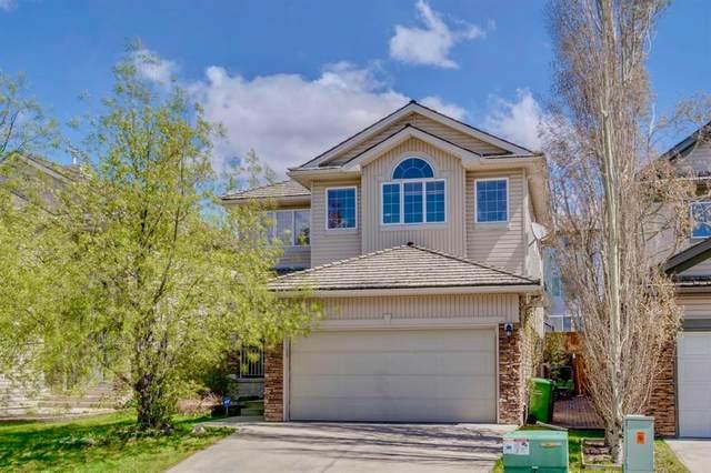 408 Rocky Ridge Drive NW, Calgary, AB T3G 5C2 (#A1134049) :: Calgary Homefinders