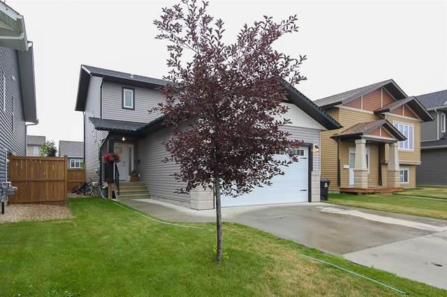 138 Morris Court, Blackfalds, AB T0M 0J2 (#A1134053) :: Calgary Homefinders