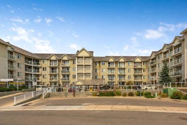 500 Rocky Vista Gardens NW #203, Calgary, AB T3G 0C3 (#A1134209) :: Calgary Homefinders