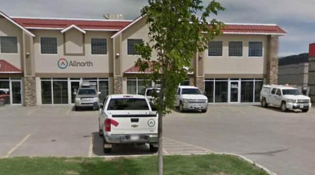 10503 117 Avenue #101, Grande Prairie, AB T8V 7N7 (#A1134270) :: Team Shillington   eXp Realty