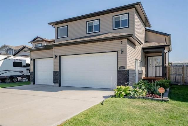 10207 124A Avenue, Grande Prairie, AB T8V 6J2 (#A1134401) :: Team Shillington   eXp Realty