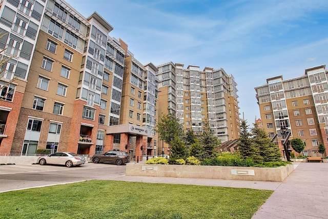 24 Varsity Estates Circle NW #305, Calgary, AB T3A 2X8 (#A1134518) :: Calgary Homefinders