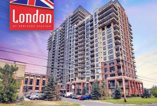8880 Horton Road SW #1601, Calgary, AB T2V 2X4 (#A1134613) :: Calgary Homefinders