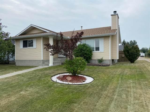 81 Quigley Drive, Cochrane, AB  (#A1134660) :: Calgary Homefinders