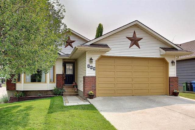 109 Downey Place, Okotoks, AB T1S 1H3 (#A1134737) :: Calgary Homefinders