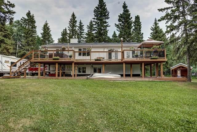 23 Kodiak Drive, Leslieville, AB T0M 1H0 (#A1134864) :: Calgary Homefinders