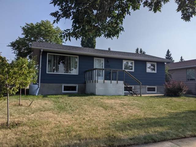 4503 49 Ave, Stettler Town, AB T0C 2L2 (#A1134865) :: Calgary Homefinders