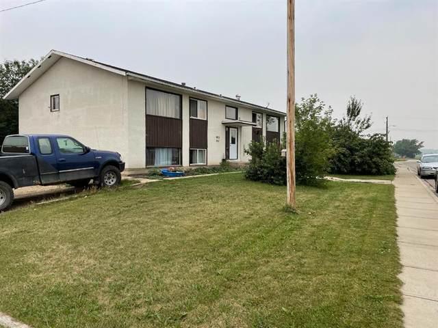 9813 102 Avenue #1, Clairmont, AB T0H 0W1 (#A1134985) :: Team Shillington | eXp Realty