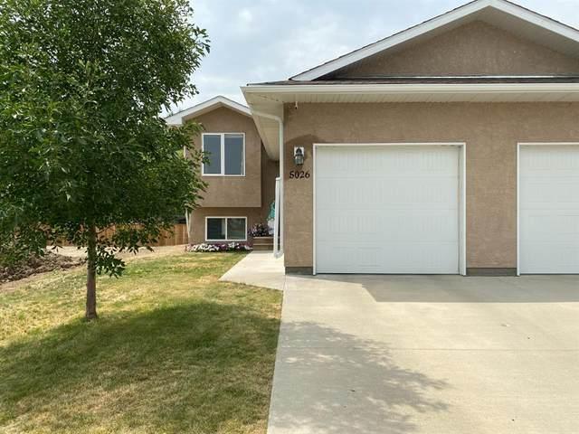 5026 41 Street, Taber, AB T1G 0C4 (#A1135012) :: Calgary Homefinders