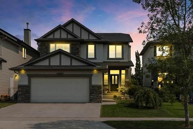 663 Chaparral Drive SE, Calgary, AB T2X 3M9 (#A1135183) :: Calgary Homefinders