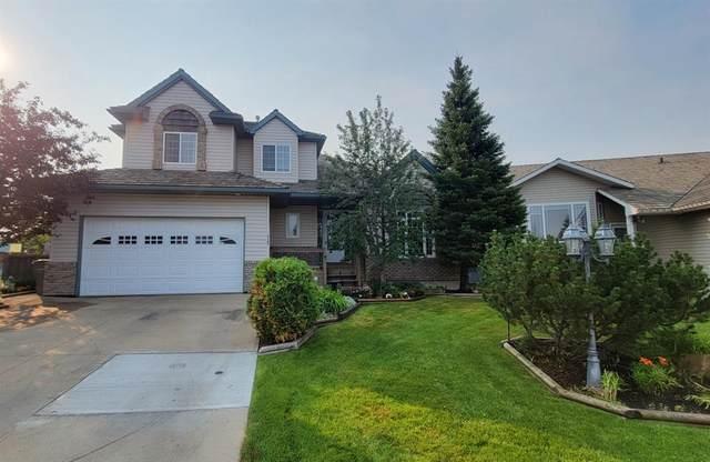 9123 118A Avenue, Grande Prairie, AB T8X 1J1 (#A1135223) :: Team Shillington | eXp Realty