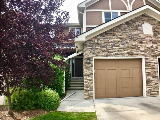 351 Monteith Drive SE #8, High River, AB T1V 0E9 (#A1135256) :: Calgary Homefinders