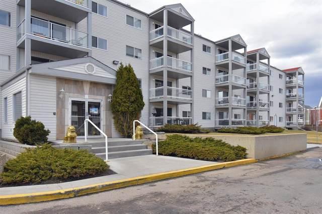 9700 92 Avenue #208, Grande Prairie, AB T8V 0H4 (#A1135293) :: Team Shillington | eXp Realty