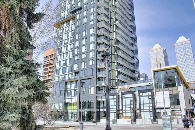 310 12 Avenue SW #1302, Calgary, AB T2R 1B5 (#A1135487) :: Calgary Homefinders
