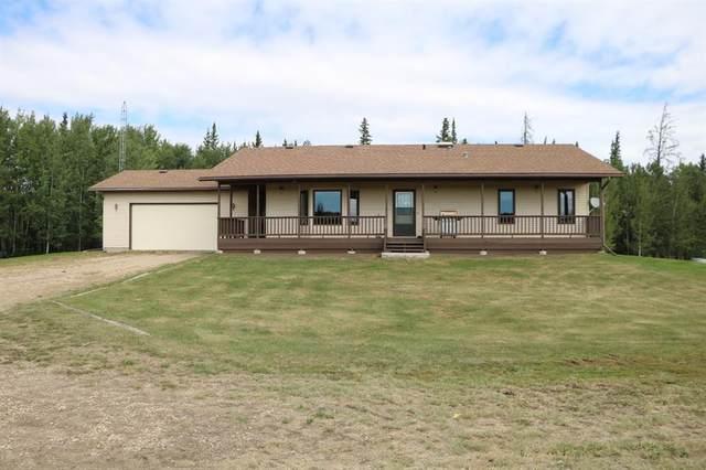 35034 Twp 714, Rural Grande Prairie No. 1, County of, AB T8X 4B6 (#A1136085) :: Calgary Homefinders