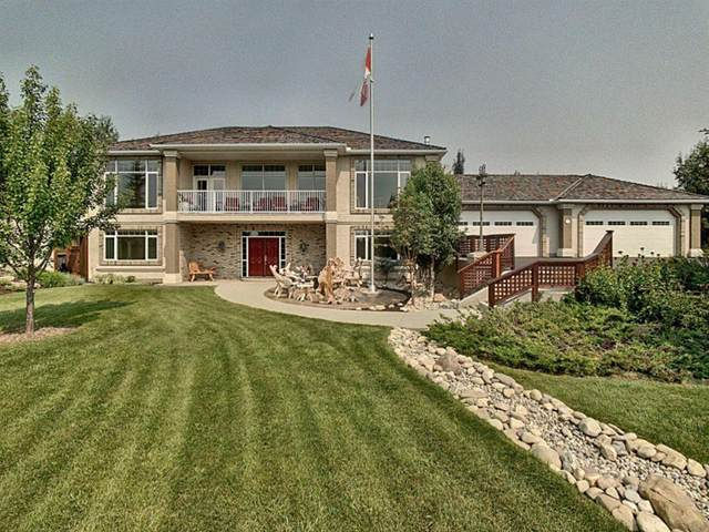 32 Windmill Way, Rural Rocky View County, AB T3Z 1H6 (#A1136550) :: Calgary Homefinders